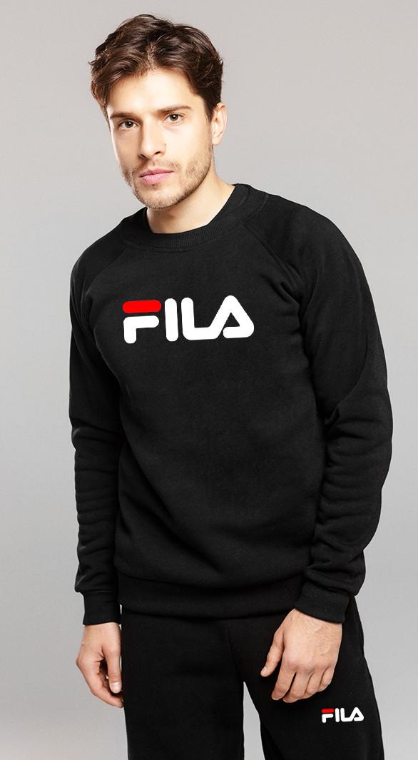 Тёплый спортивный костюм Fila, фото 1