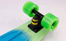 Скейт Пенни борд Penny Board Пенні Fish Skateboards Amazon 22,5 - Амазон 57 см Soft-Touch , фото 3
