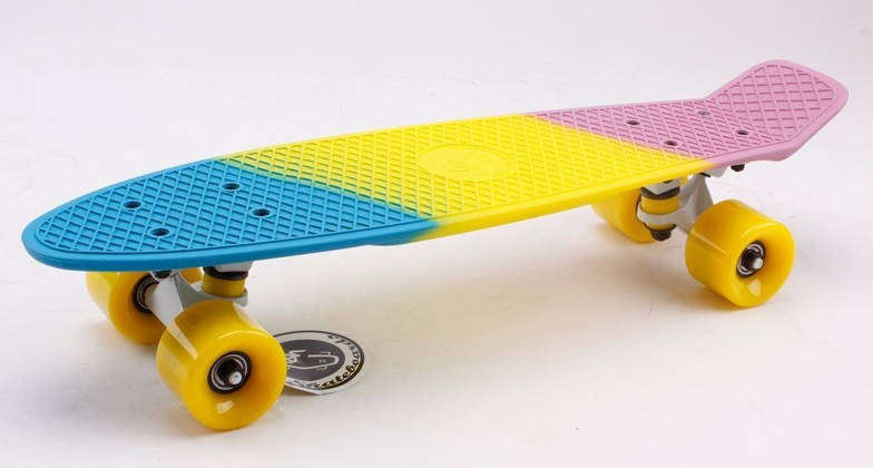 """Fish Skateboards Candy Soft 22,5"""" - 57 см Soft-Touch"""