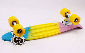 """Fish Skateboards Candy Soft 22,5"""" - 57 см Soft-Touch, фото 2"""