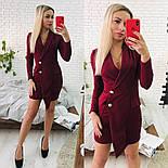 Женское платье-кардиган (4 цвета), фото 5