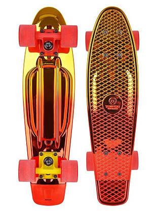 Скейтборд Пенни Tempish BUFFY Star /Ye-Red, фото 2