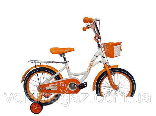 """Дитячий двоколісний велосипед Crosser JK-703 20"""""""