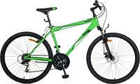 """Велосипед горный Winner VOODOO 26"""", зеленый цвет"""