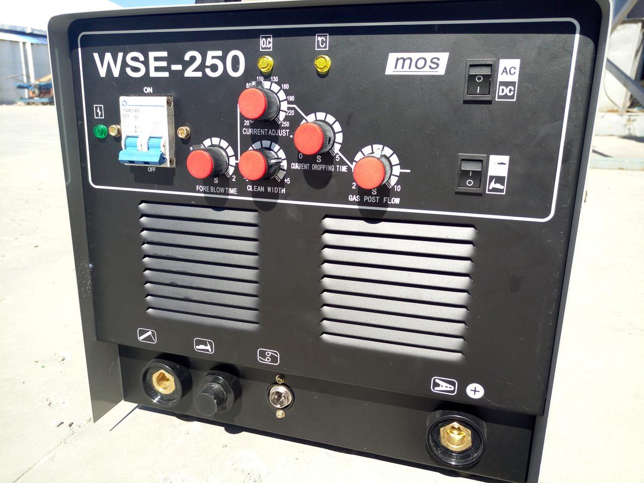 Аргонодуговой инвертор луч профи ac/dc wse-250