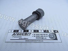 Болт карданного вала заднего моста КамАЗ (с гайкой и гровером) , арт. 853063