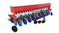 """Зерновая сеялка """"Заря"""" для трактора и минитрактора"""