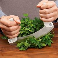 Нож для измельчения зелени Mezzaluna