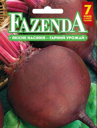 Семена свеклы Красный шар 20г, FAZENDA, O.L.KAR