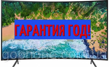 """Изогнутый телевизор Samsung 52"""" UE52NU7300UXUA 4К/Smart TV/DVB-T2/DVB-С, фото 2"""