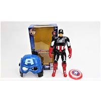 """Набор фигурка Капитан Америка c маской и щитом """"Мстители"""" Avangers"""