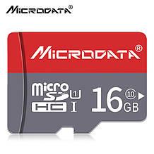 Карта памяти Microdata 16Gb Class 10