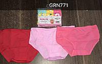 Трусики для девочек оптом,  Aura via, 2-12 лет,  № GRN771, фото 1