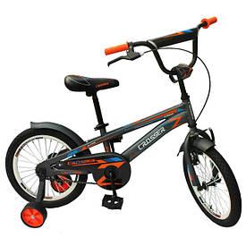 Детские велосипеды AZIMUT и CROSSER