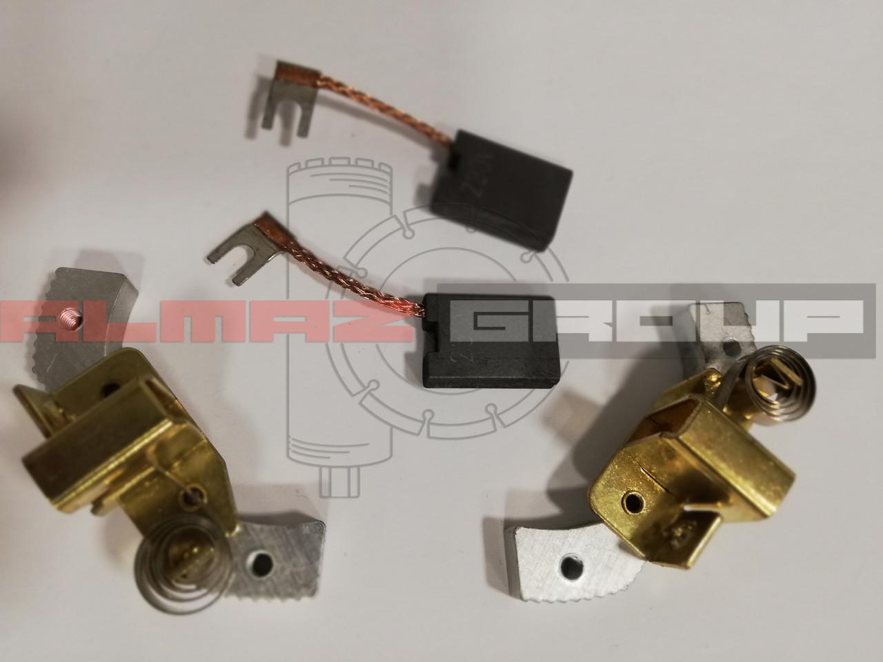 Щітки DM280/340/K3000 пара + тримачі