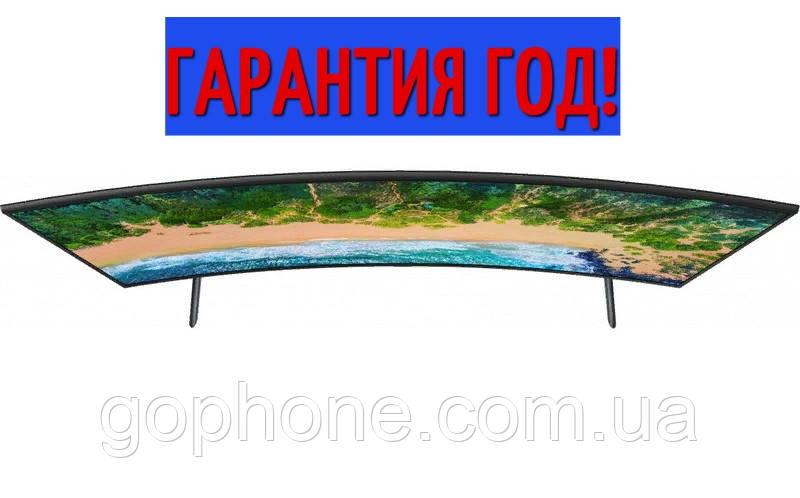 """Изогнутый телевизор Samsung 42"""" UE42NU7300UXUA БЕЗ SMART TV"""