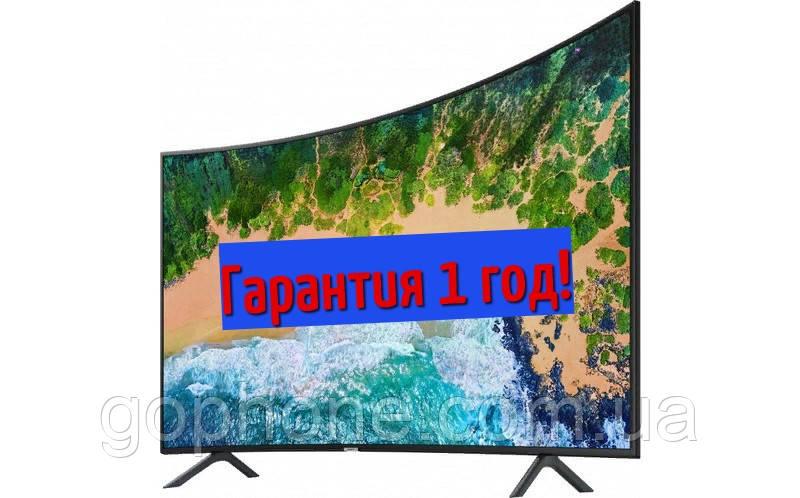 """Изогнутый телевизор Samsung 42"""" 4К+DVB-T2/DVB-С UE42NU7300UXUA БЕЗ SMART TV"""