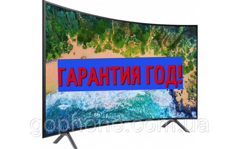 """Изогнутый телевизор Samsung 32"""" 4К+ UE32NU7300UXUA БЕЗ SMART TV"""