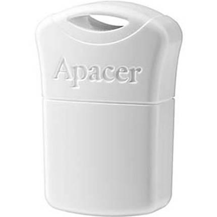 USB флеш накопитель Apacer 32GB AH116 White USB 2.0 (AP32GAH116W-1), фото 2