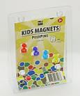 Набор магнитов MagPaint  Цветные пины 4шт, фото 2