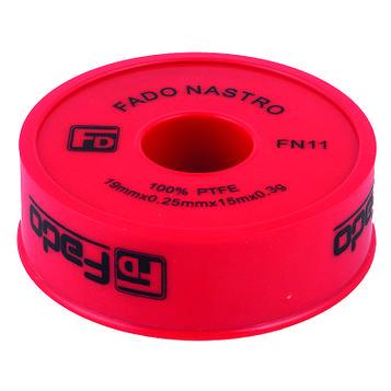 Фум-лента FADO для водопровода 19 x 0.25 мм x 15 м, FN11 (8008788010336)