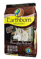 Earthborn (Эрсборн) Holistic Primitive Natural корм с курицей для взрослых собак всех пород, 12кг, фото 1