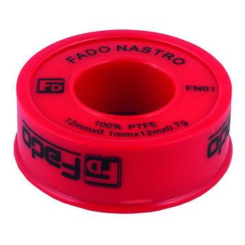 Фум-лента FADO для водопровода 12 x 0.1 мм x 12 м, FN01 (8008788010138)