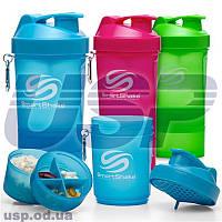 SmartShake Original NEON Шейер для спортивноег питания