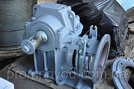 Глобоидный редуктор РГЛ-160-20