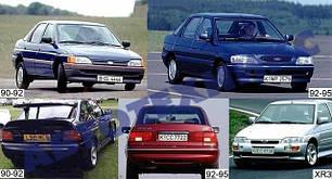 Зеркала для Ford Escort 1990-95