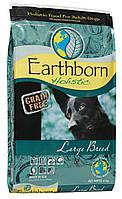 Earthborn (Эрсборн) Holistic Large Breed корм с курицей и белой рыбой для взрослых собак крупных пород, 12кг