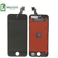 Дисплей (LCD) Apple iPhone 5 с сенсором черный