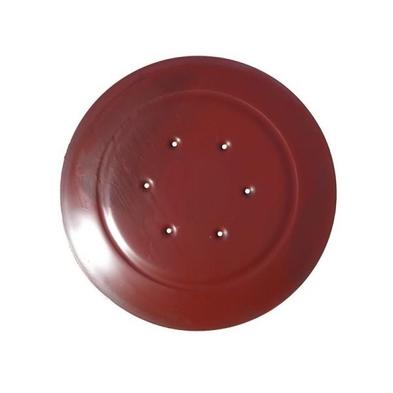Нижняя скользящая тарелка  на польскую роторную косилку Wirax 8245-036-010-528