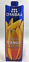 Сок Манго и виноград CHABAA 1000 мл, фото 1