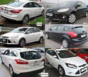 Зеркала для Ford Focus 2011-14