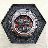 Casio GLG-1000 Black-Redреплика