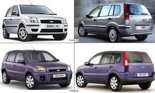 Зеркала для Ford Fusion 2006-12
