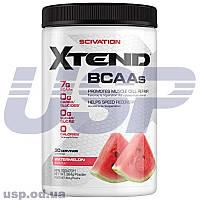 Scivation Xtend BCAA БЦАА аминокислоты для роста мышц восстановления спортивное питание