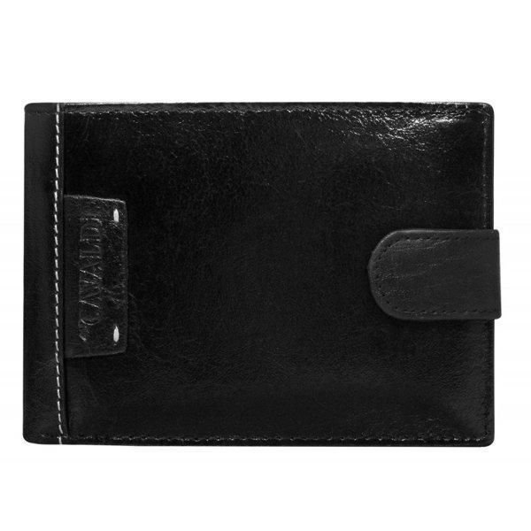 Чоловічий гаманець CAVALDI з натуральної шкіри код 356