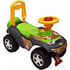 Машинка-каталка Alexis-Babymix 7600 (green) (арт.16241)