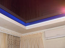 Світлодіодна підсвітка стель світлодіодними стрічками