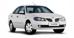 Nissan Almera (2000-2006)