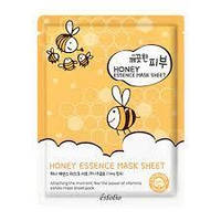 Маска тканевая c медом Esfolio Pure Skin Honey Essence Mask Sheet