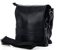 975da8aacd94 Мужская кожаная сумка 7430 Black Сумки мужские из натуральной кожи купить  оптом Одесса