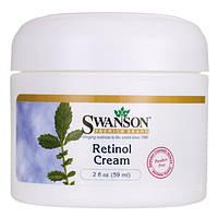 Крем Ретинол, Swanson, Retinol Cream, 59 мл