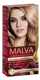 Стойкая крем-краска для волос Malva Hair Color