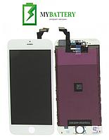 Дисплей (LCD) Apple iPhone 6 Plus с сенсором белый