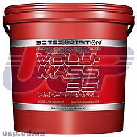 Scitec Nutrition Volu-Mass 35 Professional гейнер для роста мышечной массы увеличения веса спортивное питание