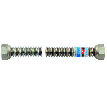 Нержавеющий шланг FADO INOX WATER 80см 1/2'' ВВ, SWB8 (8008250003835)