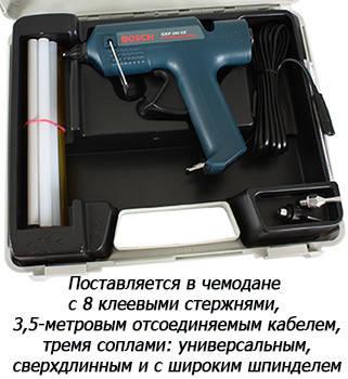 Клеевой пистолет Bosch GKP 200 CE    0601950703, фото 2